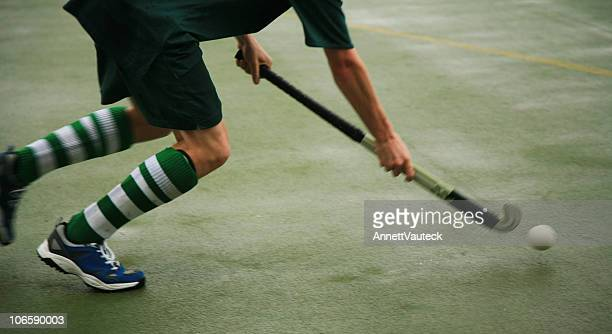 hockeyplayer - field hockey stock pictures, royalty-free photos & images