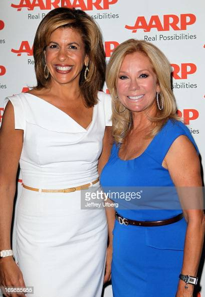 kathie lee gifford and hoda giveaway hoda kotb and kathy lee gifford aarp magazine cover 1842