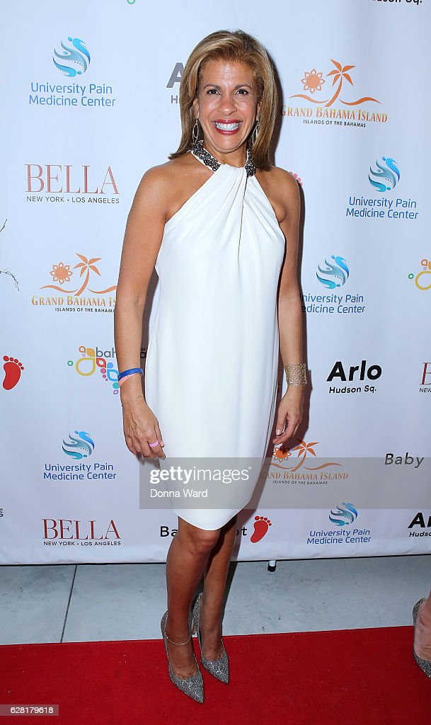 Hoda Kotb appears to celebrate the BELLA New York Holiday Issue Cover Party and Holiday Shopping Event on December 6, 2016 in New York City.