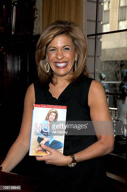 Hoda Kotb attends a special breakfast at the 21 Club on February 15 2011 in New York City