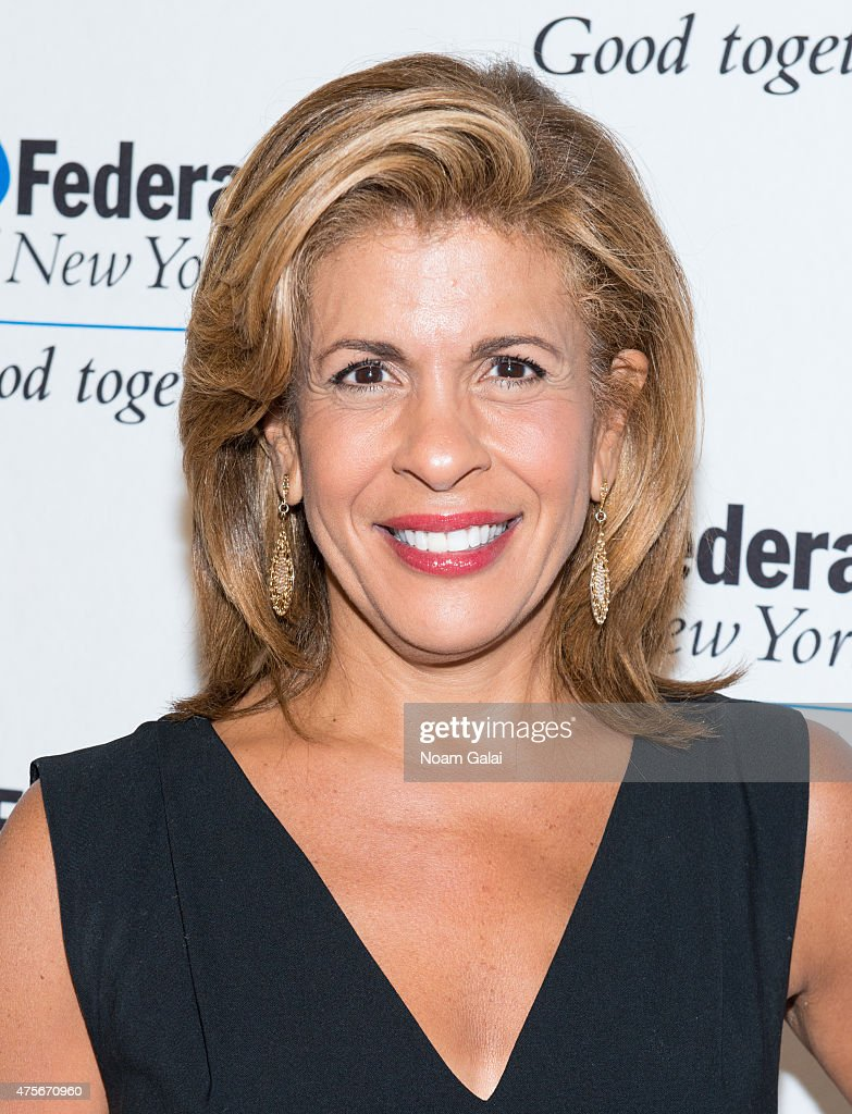 Hoda Kotb attends the UJA-Federation New York's Entertainment Division Signature Gala at 583 Park Avenue on June 2, 2015 in New York City.