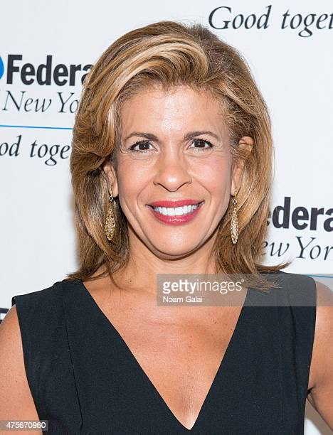Hoda Kotb attends the UJAFederation New York's Entertainment Division Signature Gala at 583 Park Avenue on June 2 2015 in New York City