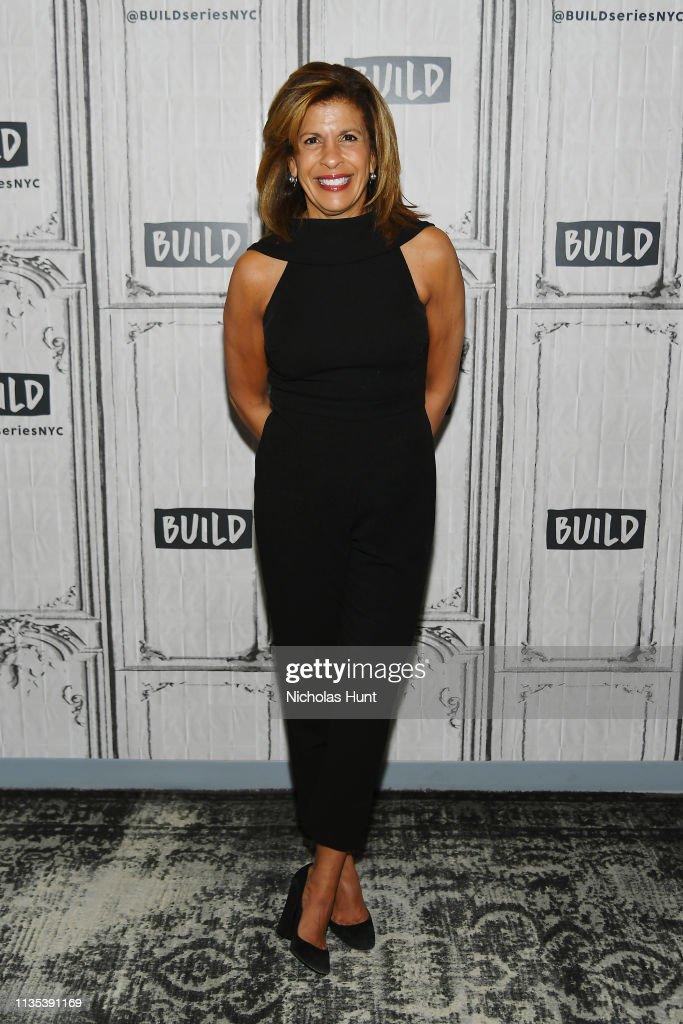 Celebrities Visit Build - March 12,  2019 : News Photo