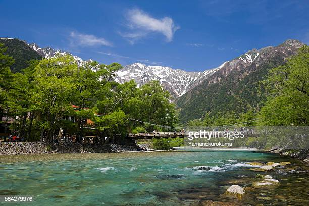 Hodaka Mountain Range, Nagano Prefecture, Japan
