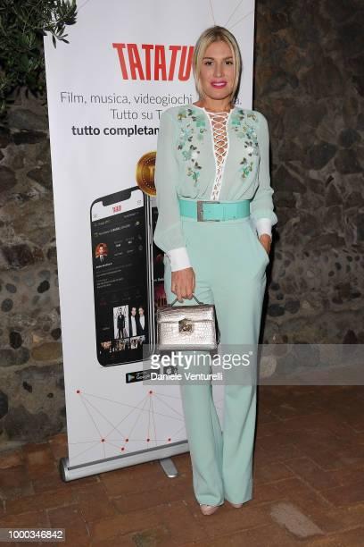 Hofit Golan attends 2018 Ischia Global Film Music Fest on July 16 2018 in Ischia Italy