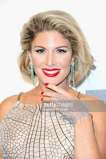 Hofit Golan attends the 23rd Annual Elton John AIDS Foundation's Oscar Viewing Party on February 22 2015 in West Hollywood California