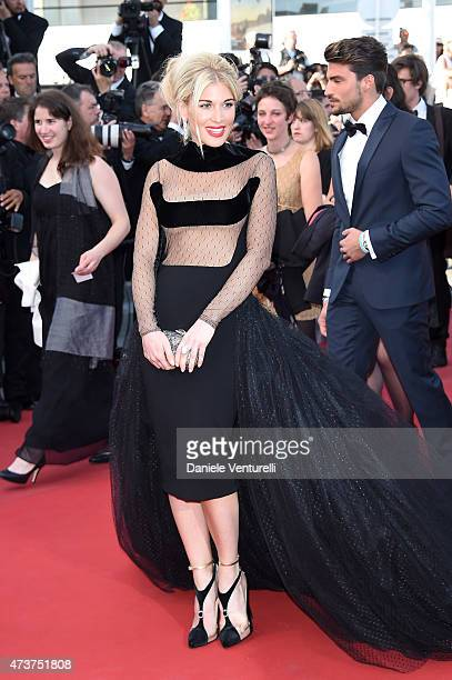 Hofit Golan attends the 'Carol' Premiere during the 68th annual Cannes Film Festival on May 17 2015 in Cannes France