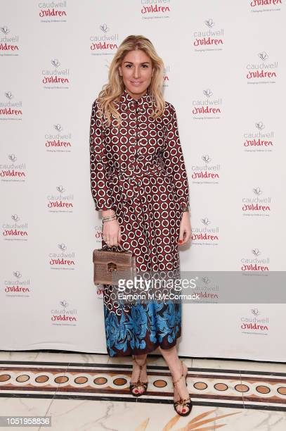 Hofit Golan attends the Caudwell Children London Ladies Lunch held at The Dorchester on October 12 2018 in London England