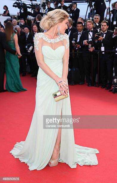 Hofit Golan attends the Closing Ceremony and A Fistful of Dollars Screening during the 67th Annual Cannes Film Festival on May 24 2014 in Cannes...