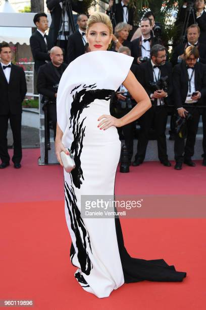 Hofit Golan attends the Closing Ceremony screening of 'The Man Who Killed Don Quixote' during the 71st annual Cannes Film Festival at Palais des...
