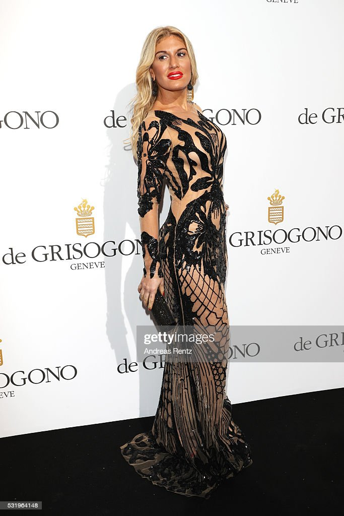 Hofit Golan attends the De Grisogono Party at the annual 69th Cannes Film Festival at Hotel du Cap-Eden-Roc on May 15, 2016 in Cap d'Antibes, France.