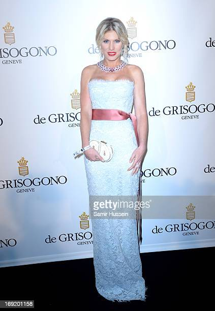Hofit Golan attends the 'De Grisogono' Party during The 66th Annual Cannes Film Festival at Hotel Du Cap Eden Roc on May 21 2013 in Antibes France