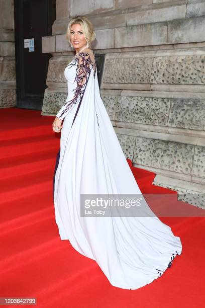 Hofit Golan attends the EE British Academy Film Awards 2020 at Royal Albert Hall on February 02 2020 in London England