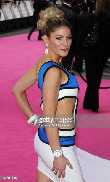 Hofit Golan attends the Gala Premiere of The BackUp Plan at Vue Leicester Square on April 28 2010 in London England
