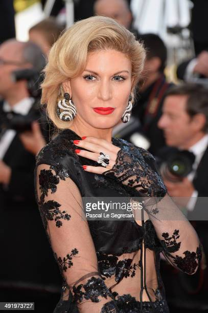 Hofit Golan attends 'The Homesman' Premiere at the 67th Annual Cannes Film Festival on May 18 2014 in Cannes France