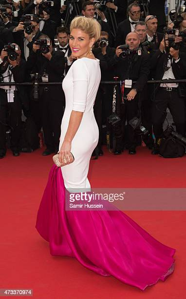 =Hofit Golan attends the 'Mad Max Fury Road' Premiere during the 68th annual Cannes Film Festival on May 14 2015 in Cannes France