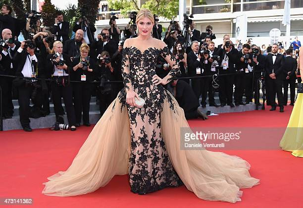 Hofit Golan attends the opening ceremony and premiere of 'La Tete Haute during the 68th annual Cannes Film Festival on May 13 2015 in Cannes France