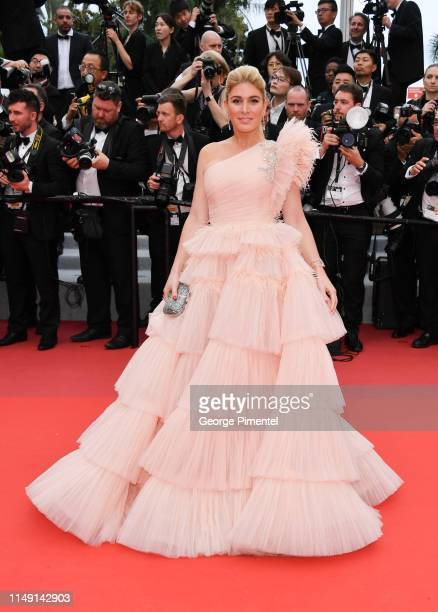 Hofit Golan attends the opening ceremony and screening of The Dead Don't Die during the 72nd annual Cannes Film Festival on May 14 2019 in Cannes...