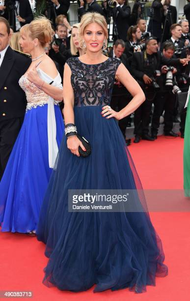 Hofit Golan attends the Opening Ceremony and the 'Grace of Monaco' premiere during the 67th Annual Cannes Film Festival on May 14 2014 in Cannes...