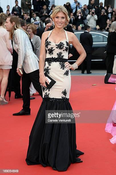 Hofit Golan attends the Premiere of 'Inside Llewyn Davis' during the 66th Annual Cannes Film Festival at Palais des Festivals on May 19 2013 in...