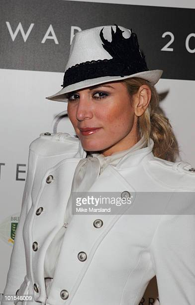 Hofit Golan attends the Quintessentially Awards at Freemasons Hall on June 1 2010 in London England