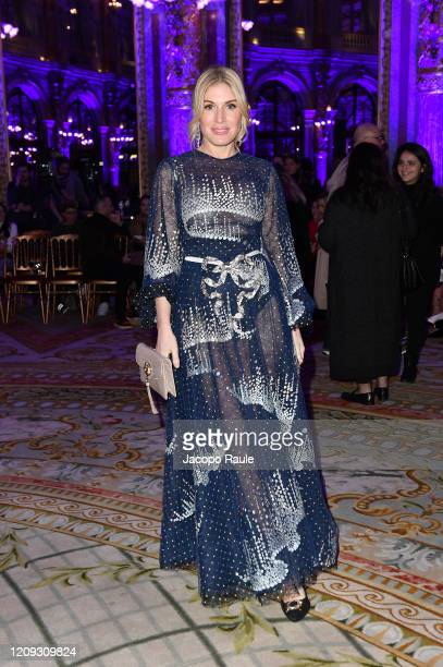 Hofit Golan attends the Redemption show as part of the Paris Fashion Week Womenswear Fall/Winter 2020/2021 on February 28 2020 in Paris France
