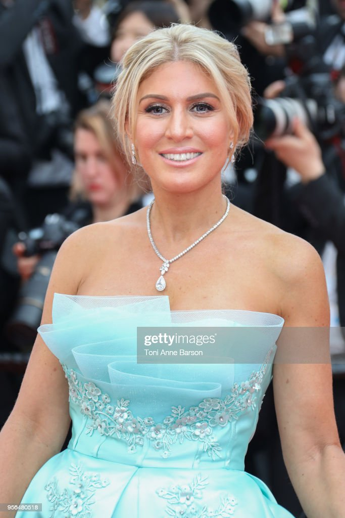 Hofit Golan attends the screening of 'Everybody Knows (Todos Lo Saben)' and the opening gala during the 71st annual Cannes Film Festival at Palais des Festivals on May 8, 2018 in Cannes, France.