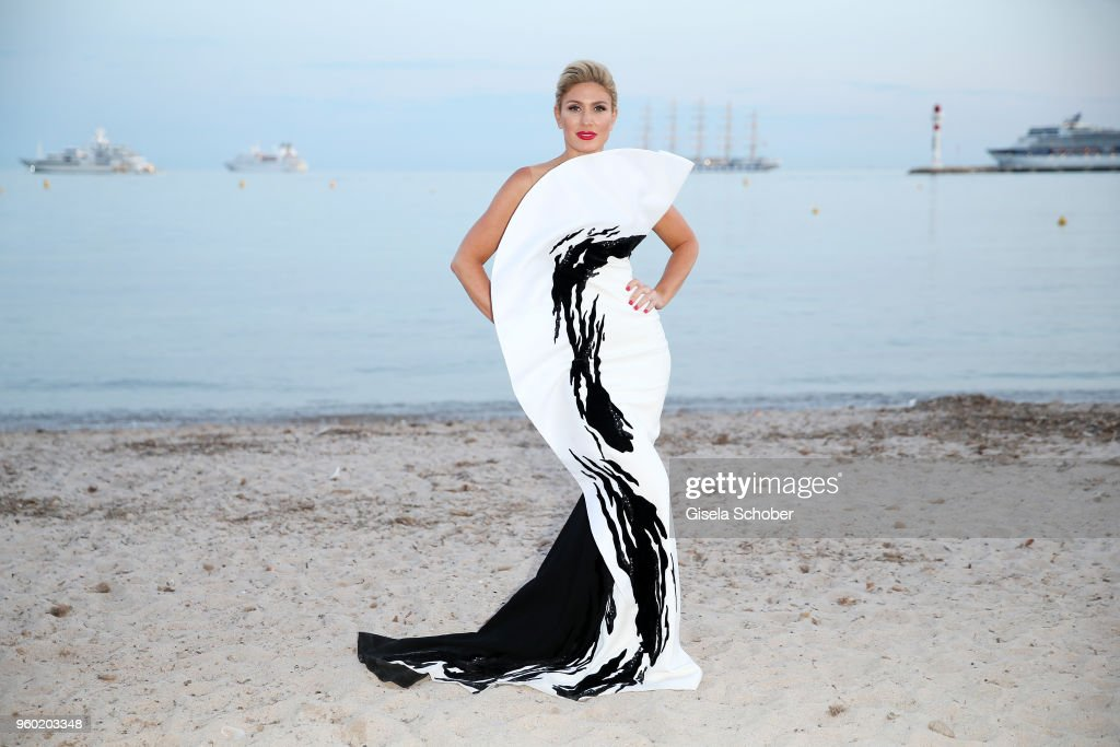 FRA: Day 12 Celebrity Sightings - The 71st Annual Cannes Film Festival