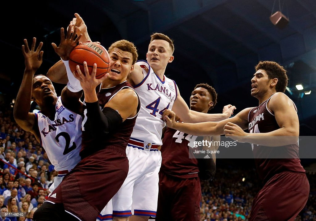 Texas A&M v Kansas