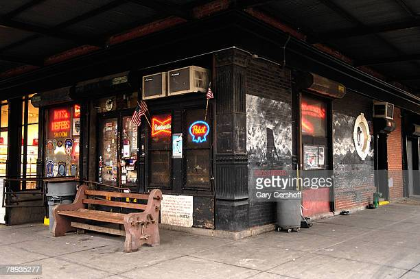 Hogs and Heifers Bar as seen in the film Coyote Ugly on January 14 2008 in New York City
