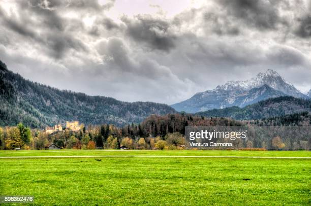Hohenschwangau Castle - Bavaria, Germany