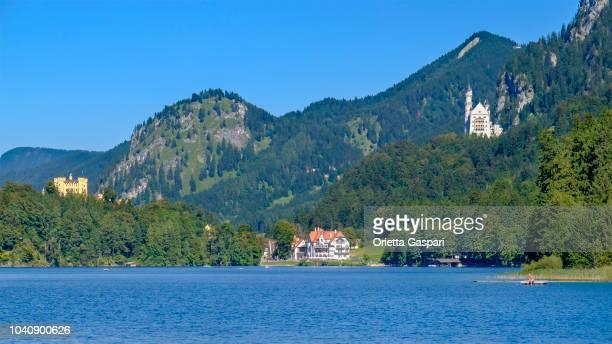 Hohenschwangau Castle & Neuschwanstein Castle (Bavaria, Germany)