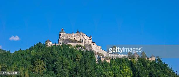 Hohenwerfen Castle: the legend continues
