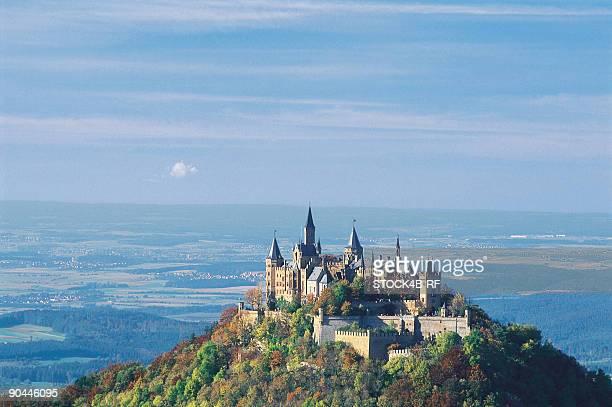 Hohenzollern Castle, Baden-Wurttemberg, Germany