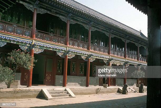 Hohhot The temple Xilitu Zhao 1984