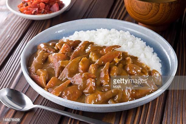 Hokki Curry