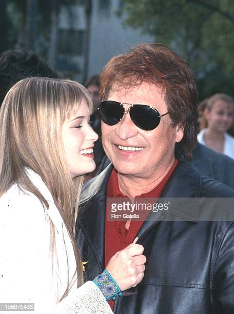 Hoku and Don Ho during 'Snow Day' Premiere at Paramount Theatre in Hollywood California United States