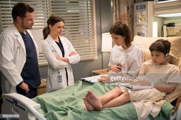 S ANATOMY Hold Back the River Amelia Koracick and DeLuca perform a risky groundbreaking procedure using ultrasound waves to remove a young patient's...