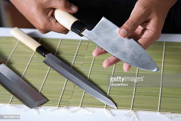 押し寿司ナイフ