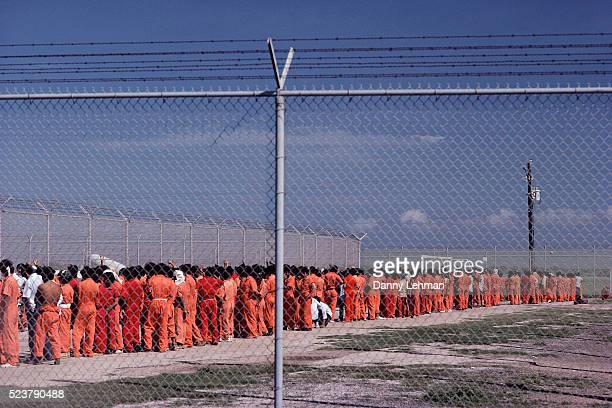 holding center in brownsville - prisoner stock pictures, royalty-free photos & images