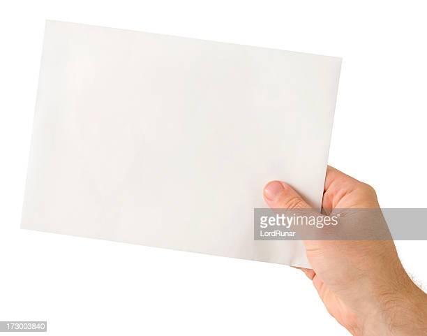 Holding envelope