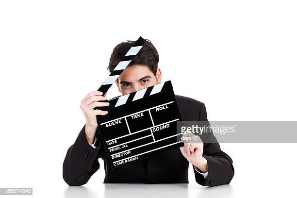 Tenant Clap de cinéma