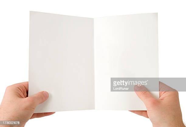 Holding folder