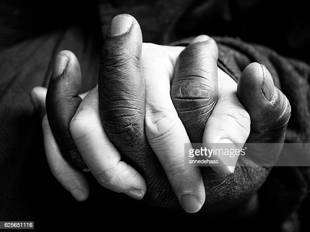 holding hands - women in harmony stock pictures, royalty-free photos & images