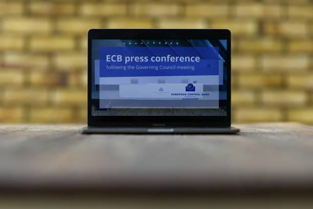 GBR: ECB President Lagarde Announces Virtual Rate Decision