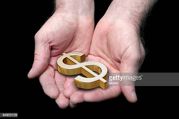 Holding the dollar