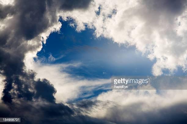 ホールの雲