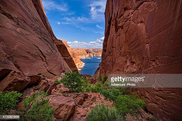 Hole in the Wall Lake Powell