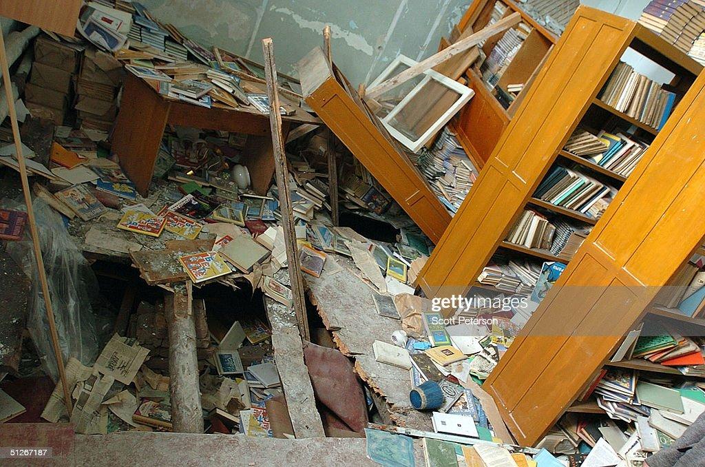 Beslan Continues To Bury Its Dead : ニュース写真