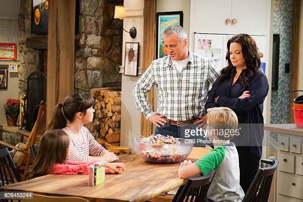 Holey War When the kids won't admit who put a hole in the wall Adam and Andi team up to get the culprit to confess on MAN WITH A PLAN Monday Dec 5 on...